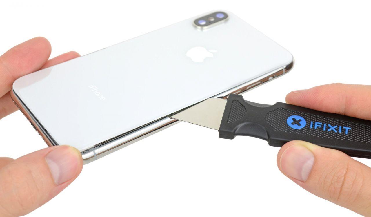 Apple iPhone X hátlap csere